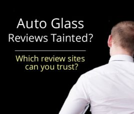 Auto Glass -Reviews manipulated?